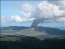 Mt Yasur, active volcano