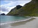 Hauklandstrand beach, Vestvågøya, Lofoten