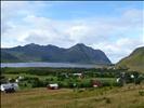 E10 in Vestvågøy, Lofoten